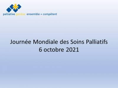 Journée mondiale des soins palliatifs 2021